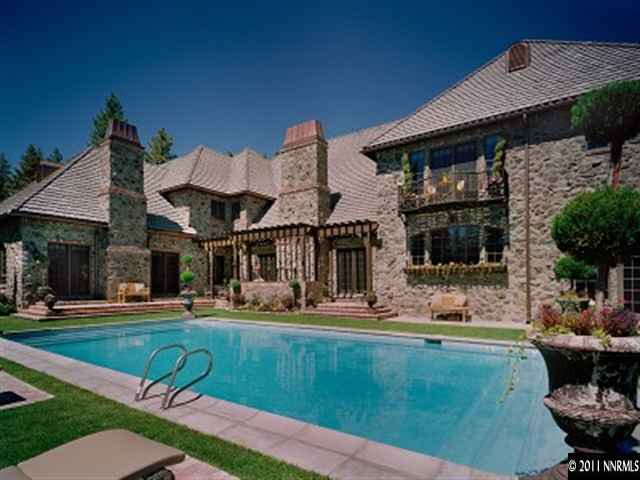 13,000 Square Foot Mansion In Northern Nevada's Premier Country Club Community
