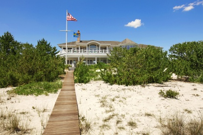 $19.45 Million Oceanfront Estate In Westhampton Beach, NY