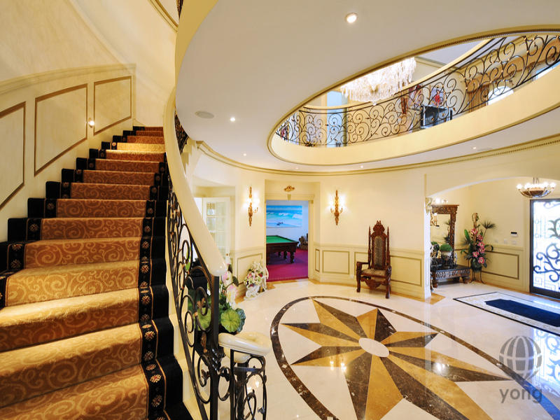 Australia Mansion Luxury Stairs Gallery