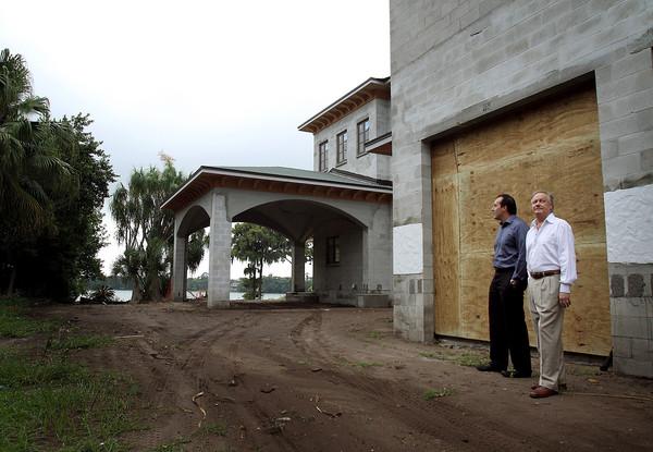 27,000 Square Foot Mega Mansion Being Built In Winter Park, FL