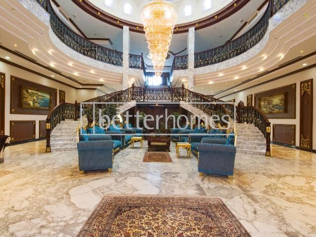 Beautiful Double Staircase In Dubai