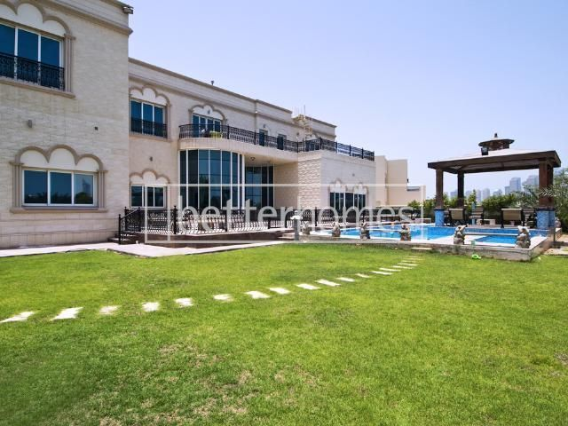 43,800 Square Foot Mega Villa In Dubai