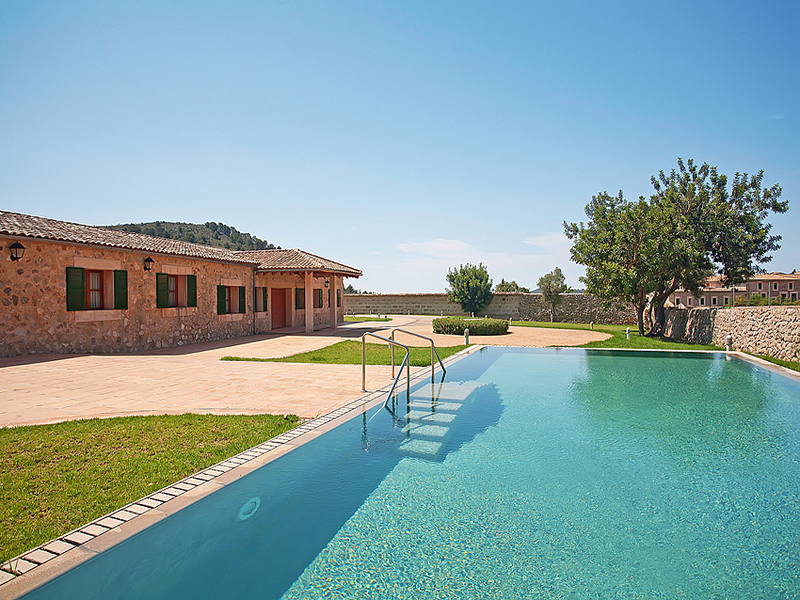 Historic 43,000 Square Foot Estate In Majorca