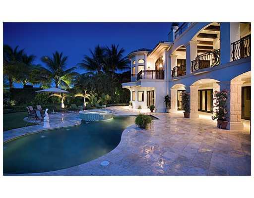 $3.8 Million European Inspired Home In Boca Raton, FL