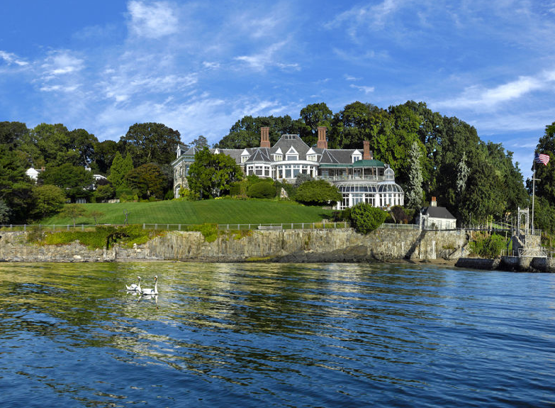 Greenwich, CT Mansion Sells For A Record-Breaking $39.5 Million
