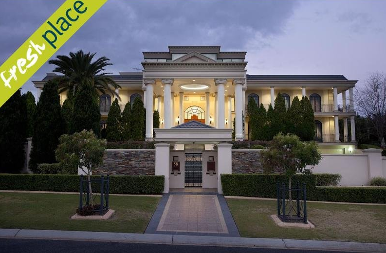 Newly Listed 25 000 Square Foot Mega Mansion In Queensland
