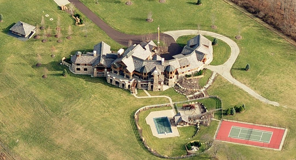 125 Acre Estate In Holland Township, NJ