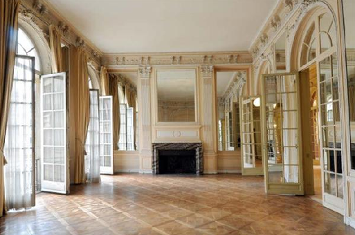 Opulent 10 000 Square Foot Apartment In Paris Homes Of