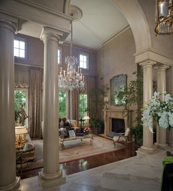 The Columns Apartments: $20.8 Million Mansion In Newport Coast, CA