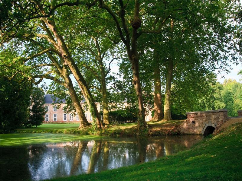 36,000 Square Foot Castle In Belgium