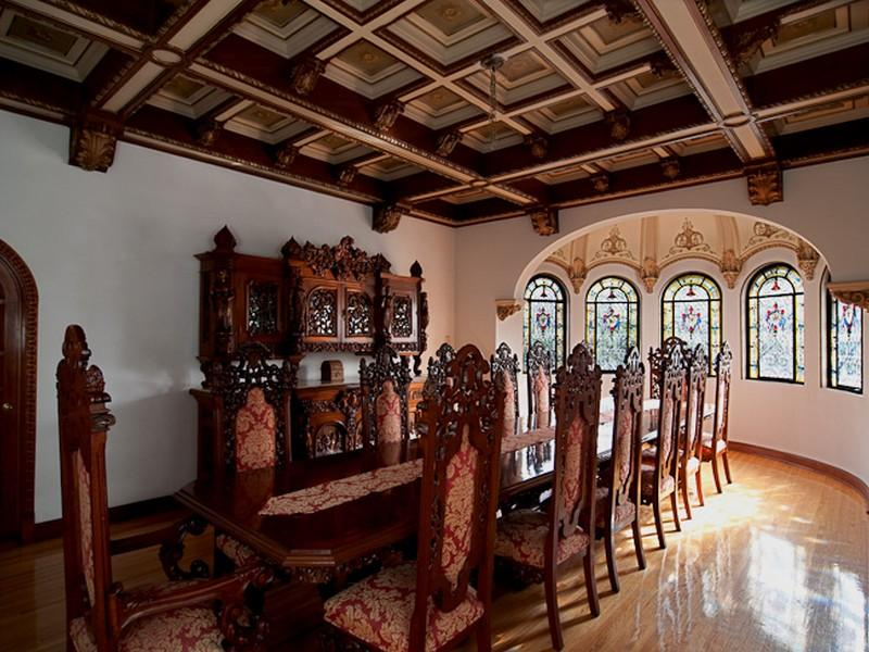 Historic Mansion In Mexico City Mx Homes Of The Rich