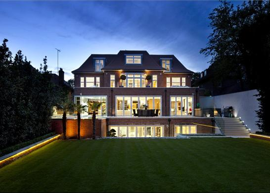 Spectacular New Mansion On The Bishops Avenue In London