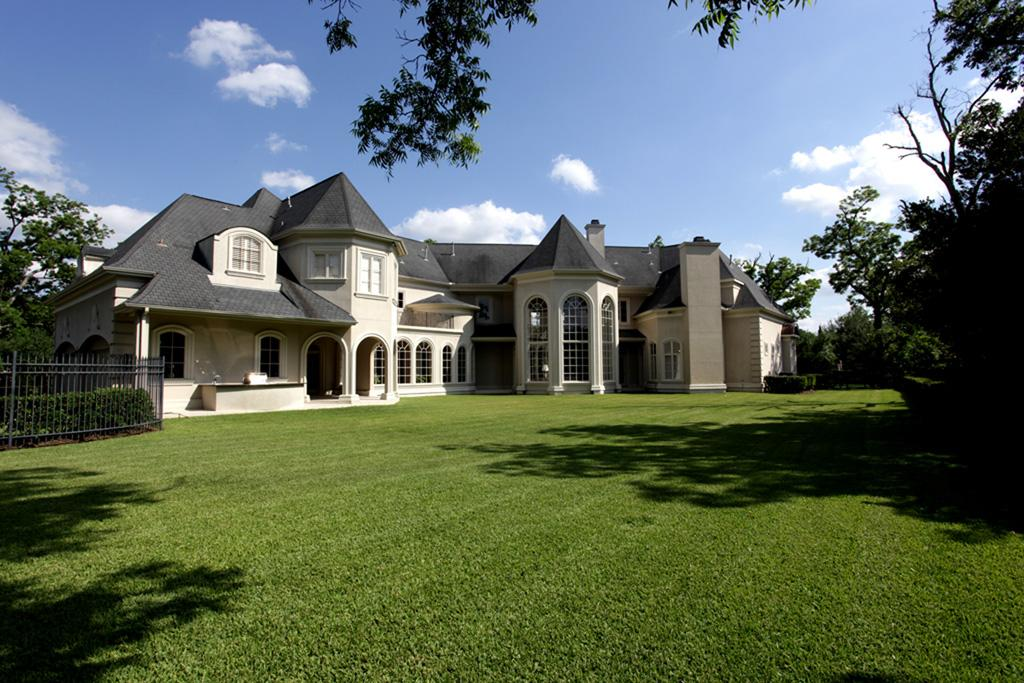 French Country Style Homes Chateau Home Gated Mansion Australia