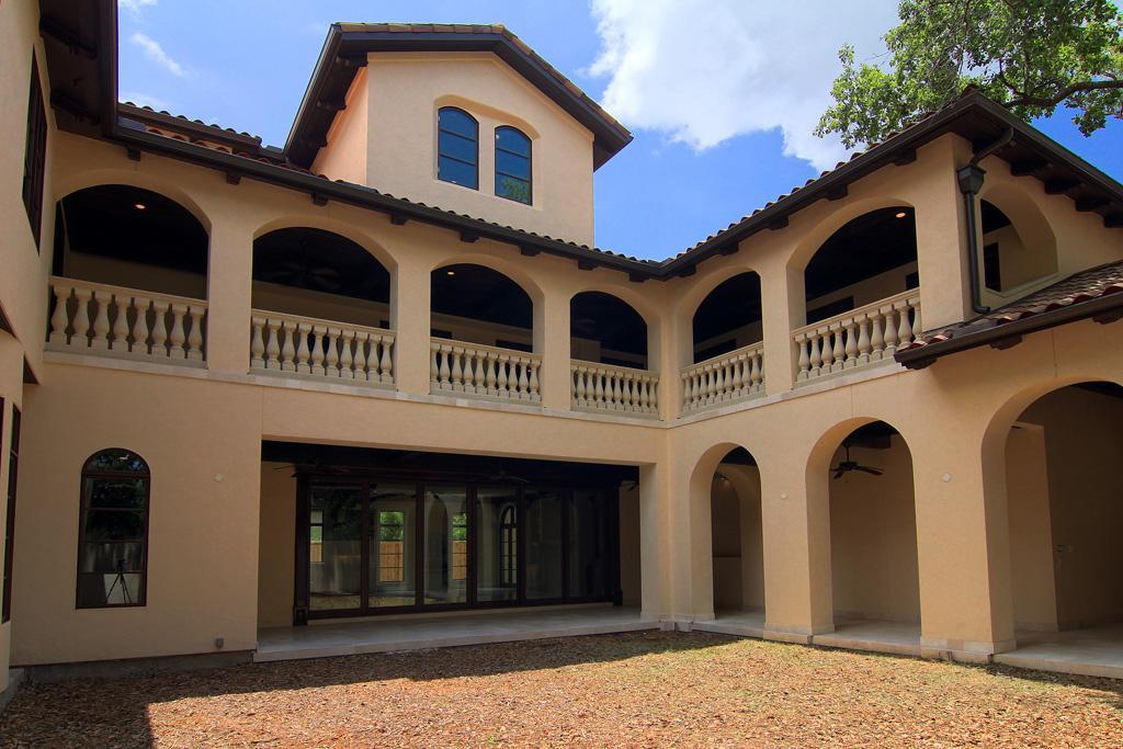 $5.3 Million Tuscan New Build In Houston, TX