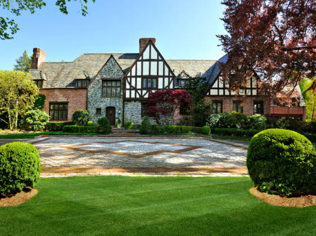 1936 English Manor Home In Greenwich Ct Homes Of The Rich