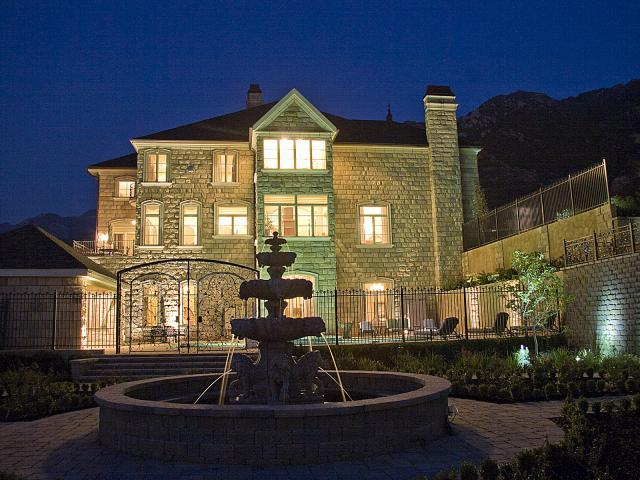 15,000 Square Foot French Chateau Inspired Mansion In Sandy, Utah