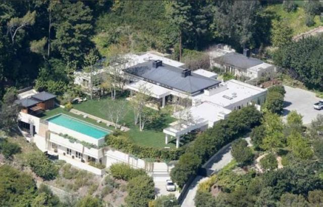 Ellen And Portia Raise The Asking Price Of Their Beverly Hills Estate