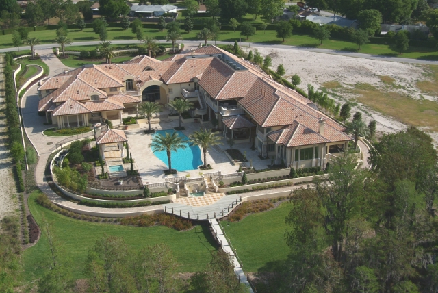 Vince Carter house in Windermere, Florida