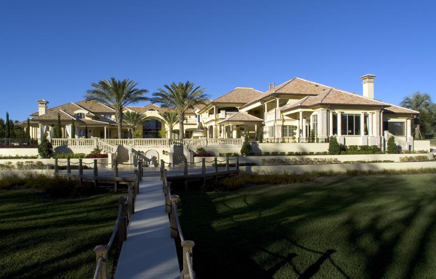 Vince carter s windermere fl mega mansion homes of the rich for Mega mansions in florida
