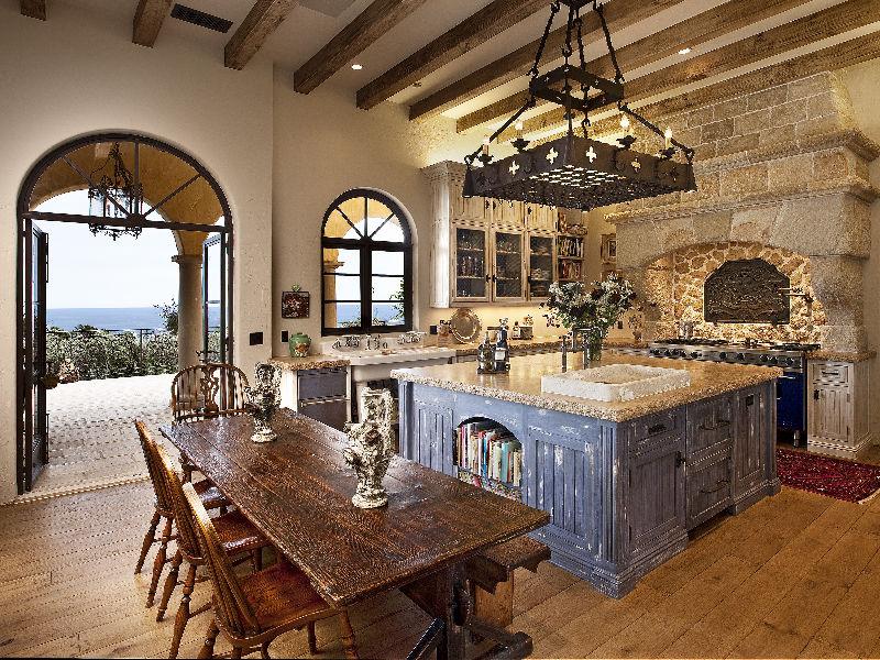Elegant Jon Sorrell Designed Mediterranean Estate In