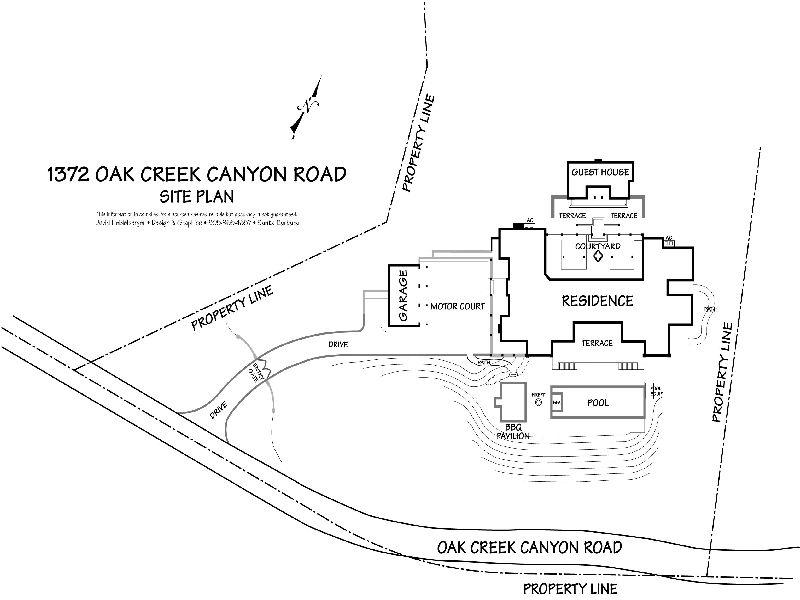 Elegant Jon Sorrell Designed Mediterranean Estate In Montecito, CA
