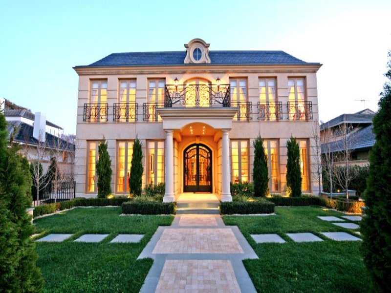 1720 S Parisian Chateau Inspired Residence In Victoria