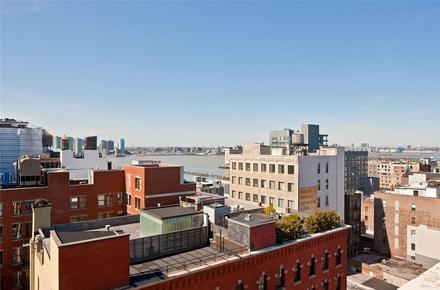 $22 Million Duplex Condominium Penthouse In Tribeca