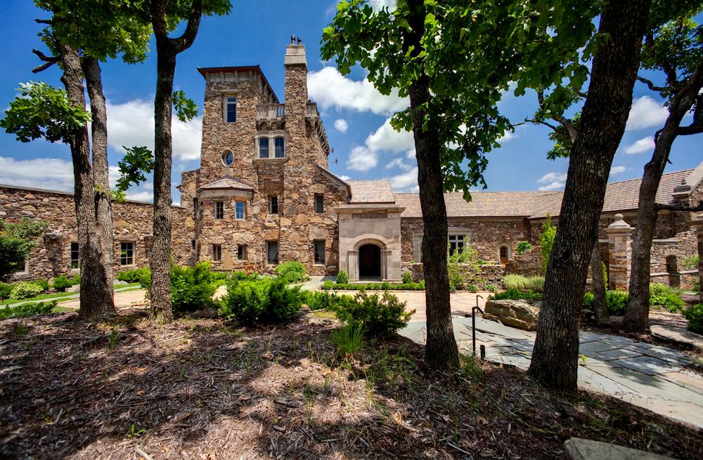 Dromborg Castle Homes Of The Rich