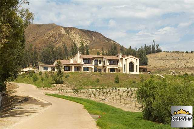 Newly Built Compound In Somis, CA