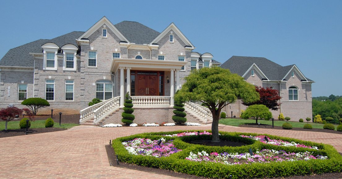 Lavish 9 9 million estate in potomac md homes of the rich for Builders in md
