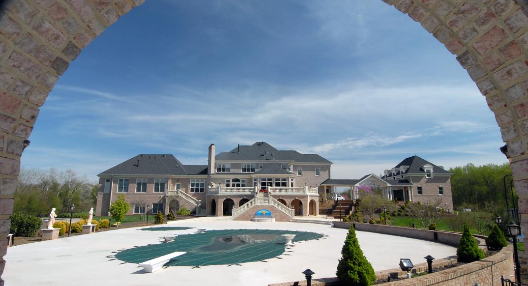 Lavish $9.9 Million Estate In Potomac, MD
