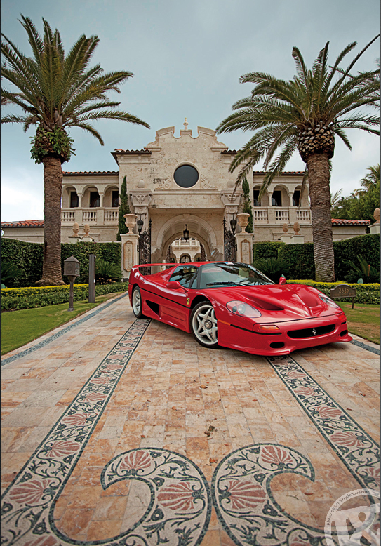 Amazing mansion in delray beach fl homes of the rich for Amazing mansions