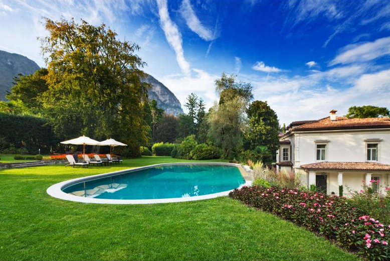 $35 Million Lakeside Villa In Como, Italy