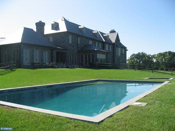 English Manor Home In Villanova, PA