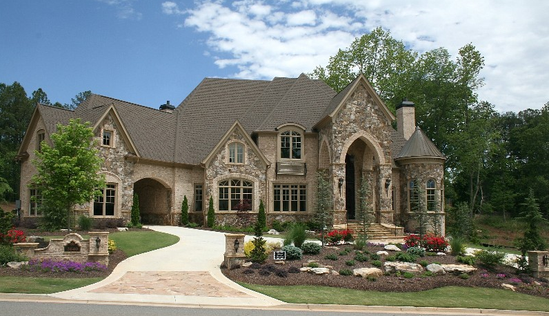 17 000 Square Foot Mansion In Cumming Ga Homes Of The Rich