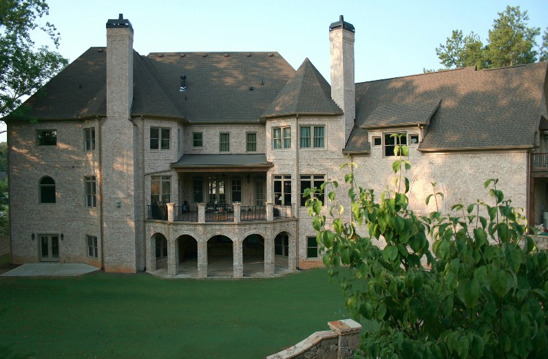 17,000 Square Foot Mansion In Cumming, GA