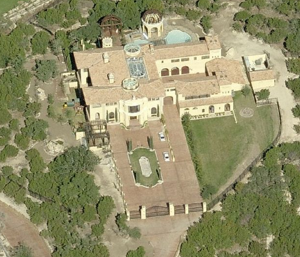 MILLION DOLLAR Listings in Dominion. San Antonio Celebrity ...