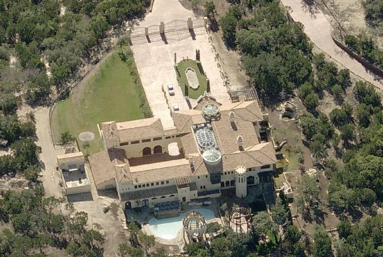 26,000 Square Foot Mediterranean Estate In San Antonio, Texas