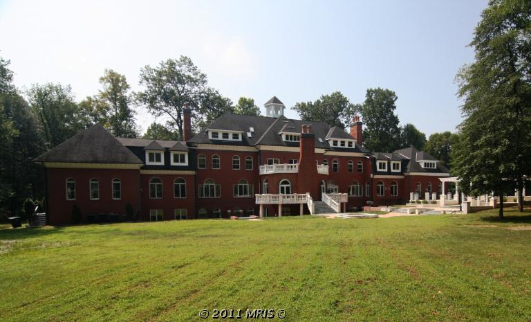 20,000 Square Foot Colonial In Reston, VA