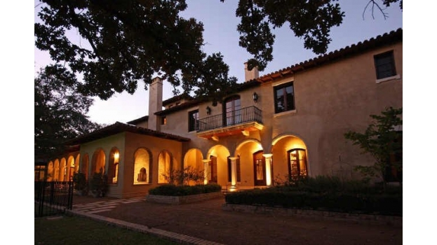 Mediterranean Villa In Dallas – $4,999,999