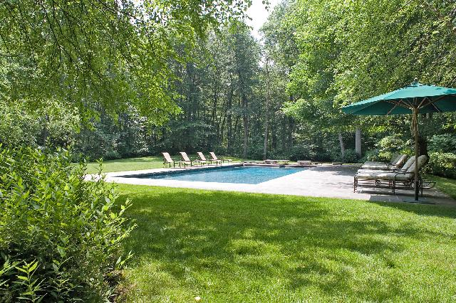 11,000 Square Foot Stone And Shingle Home In Armonk, NY