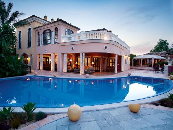 18 000 Square Foot Villa In Mallorca Spain Homes Of The