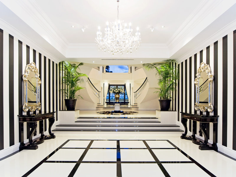 17 5 million newly listed modern mansion in queensland for 5685 anchorage terrace sanctuary cove