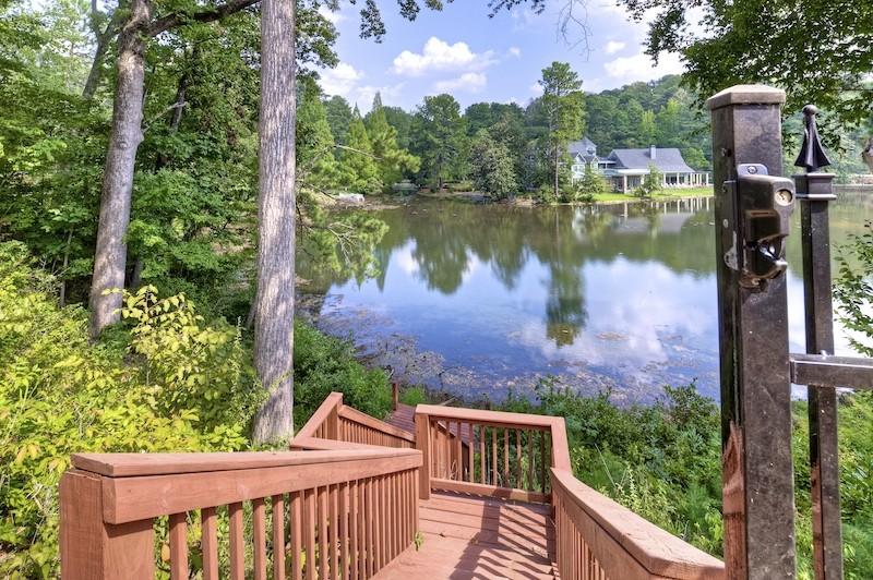 $3.5 Million Gated Home In Atlanta, GA
