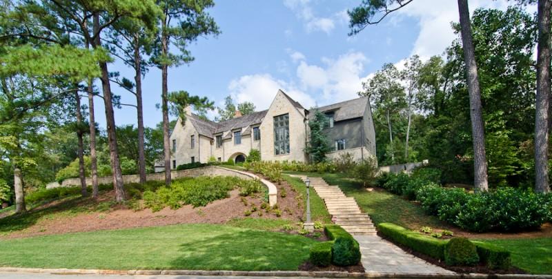 Newly Built 20 000 Square Foot Estate In Atlanta Ga