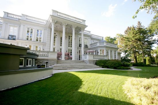 15,000 Square Foot Mansion In Mississauga, Ontario