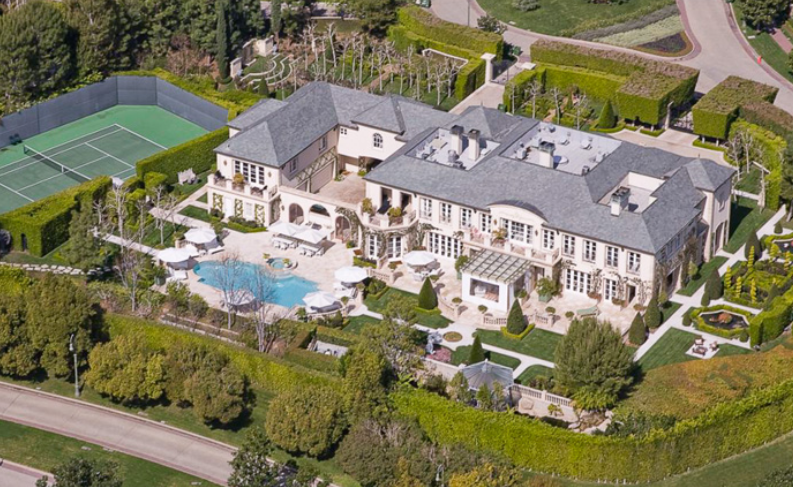 Lisa Vanderpump Has Sold Her Beverly Park Mega Mansion For