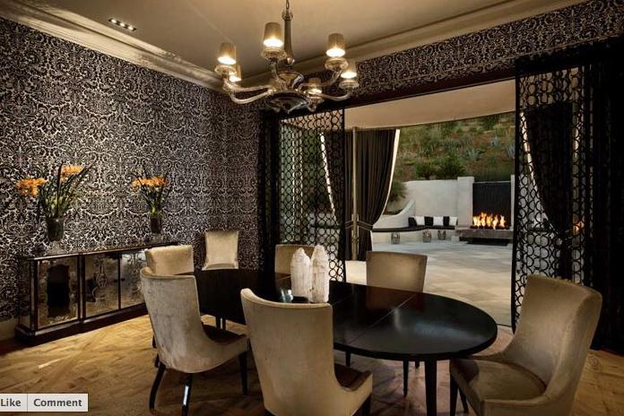 Elegant Architectural Masterpiece In Santa Barbara Ca