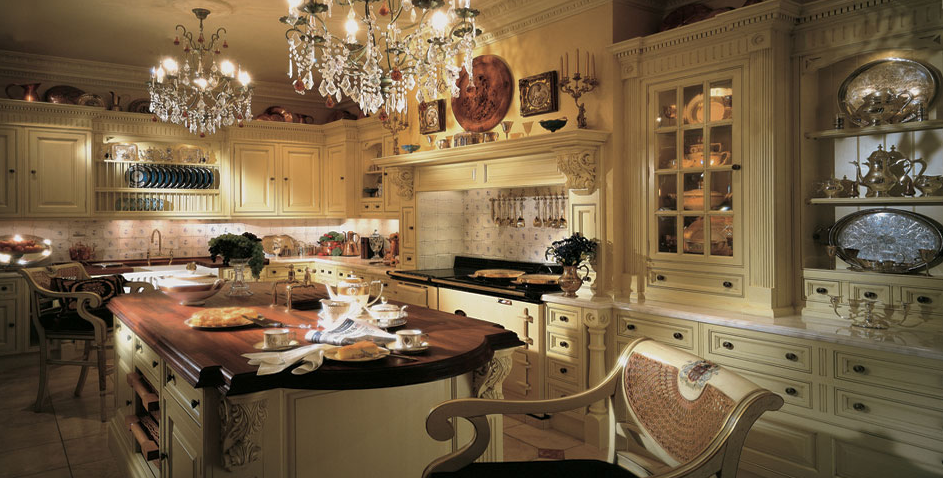 Which clive christian gourmet kitchen do you prefer for Kitchen ideas victorian