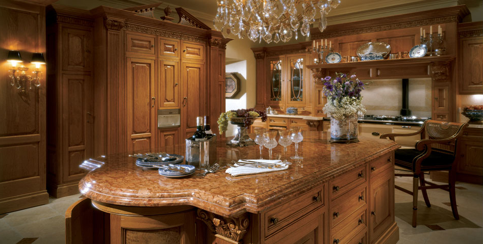 Which Clive Christian Gourmet Kitchen Do You Prefer? | Homes of the Rich